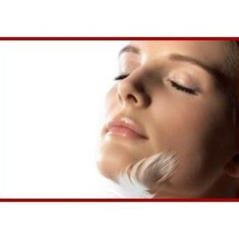Masaje Facial con Energia: Servicios de Centro Om Zentroa