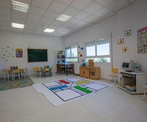 Interior de nuestro centro de educación infantil en Alhaurín el Grande