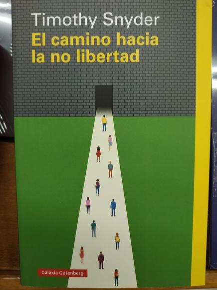 LA CAMINO HACIA LA NO LIBERTAD: SECCIONES de Librería Nueva Plaza Universitaria