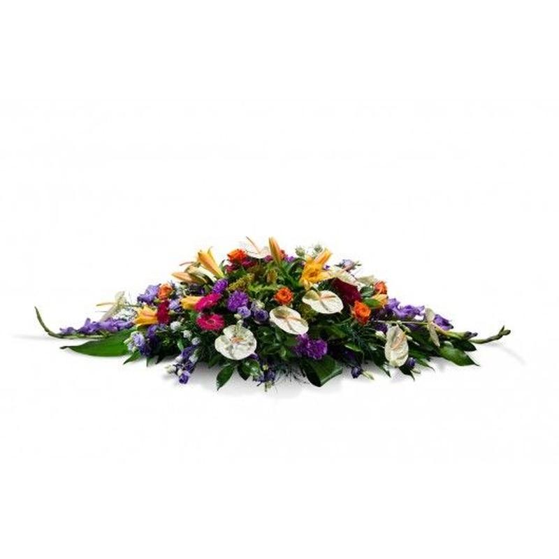 Coronas y centros funerarios: Catálogo de Floristería Iris