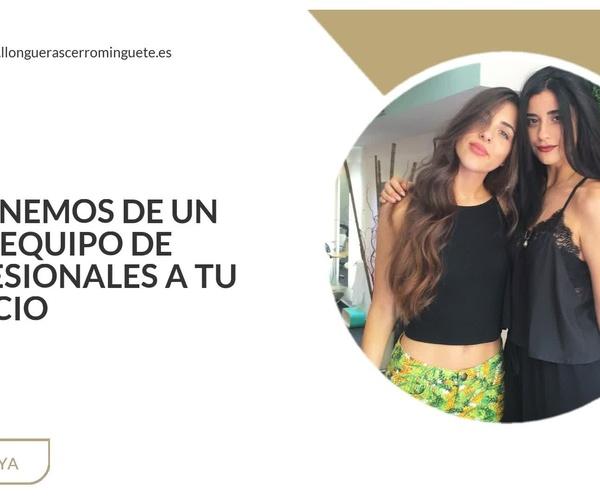 Peluquería unisex en Madrid | Llongueras Mirasierra