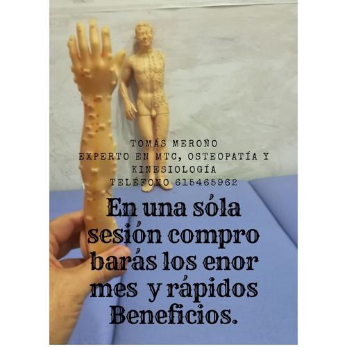 Osteopatía y acupuntura en Murcia | Tomás Acupuntura Energy