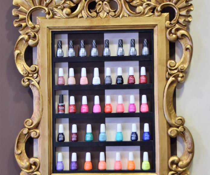 Manicura y pedicura: Servicios de Nails Beauty