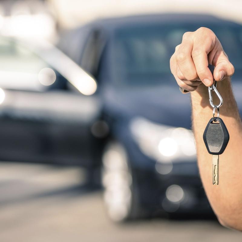 Recogida y entrega del vehículo: Servicios de Noebacar