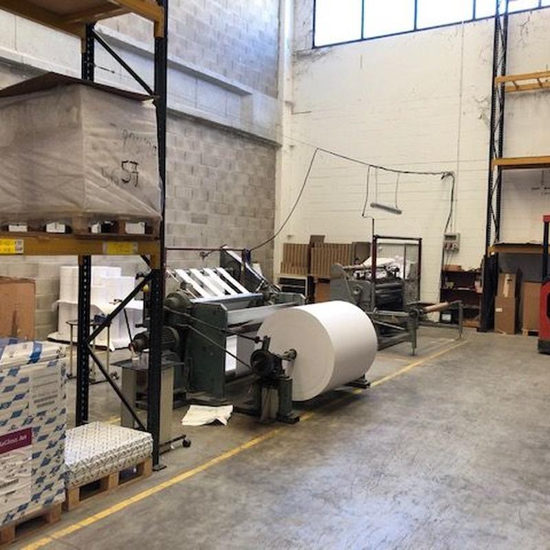 Fabricantes de papel: Productos y servicios de Redpapel