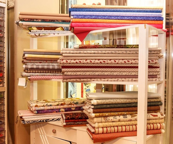Telas de alta calidad para tus diseños de patchwork en Valencia