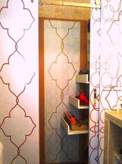 Diseño de armario zapatero para cuarto de aseo
