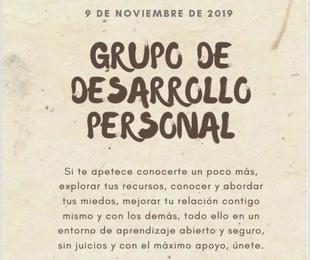 Grupos de desarrollo personal