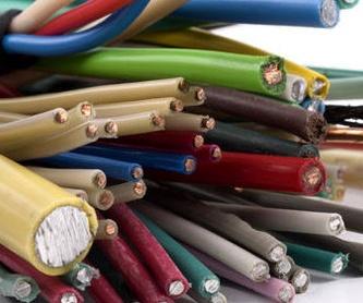 Instalaciones eléctricas: Catálogo de Antenas Ruicoa