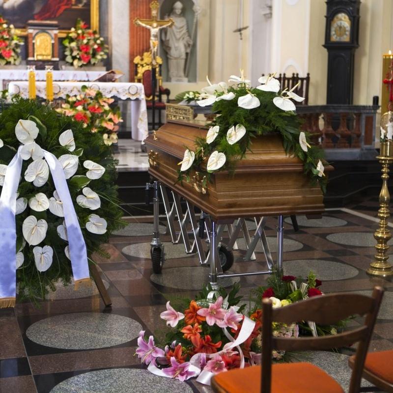 Floristería: Servicios de Funeraria El Niño Jesús