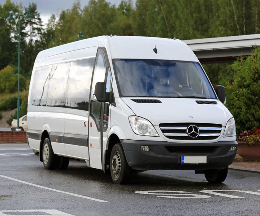 Consejos para la contratación de un minibús