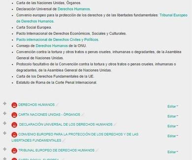 J.J. Formación nuevo temario para la oposición a Guardia Civil. (2.020)