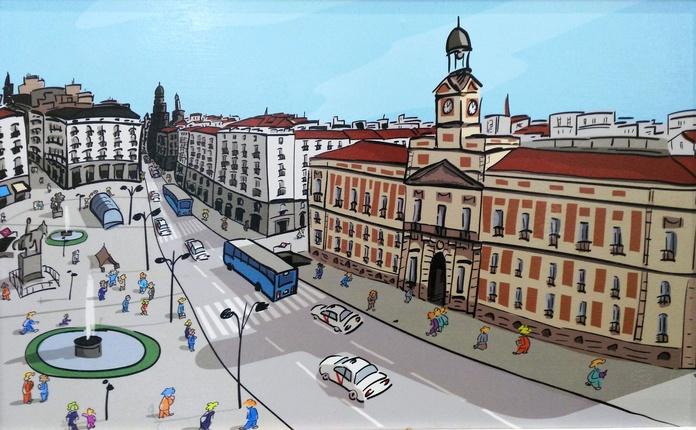 Puerta del Sol: CATALOGO de Quadrocomio La Casa de los Cuadros desde 1968