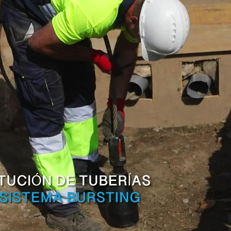TECNOLOGIA SIN ZANJA: SERVICIOS de Saneamiento Avanzado, S.L.