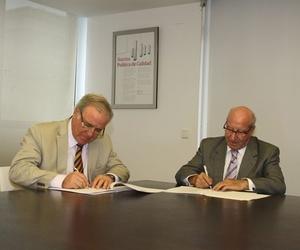 Se firma el acuerdo para la expedición de la Tarjeta Profesional de la Construcción para el sector d