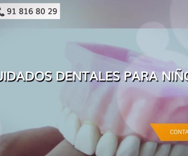 Clinica dental en Quijorna, Madrid / Sonrisa bucal