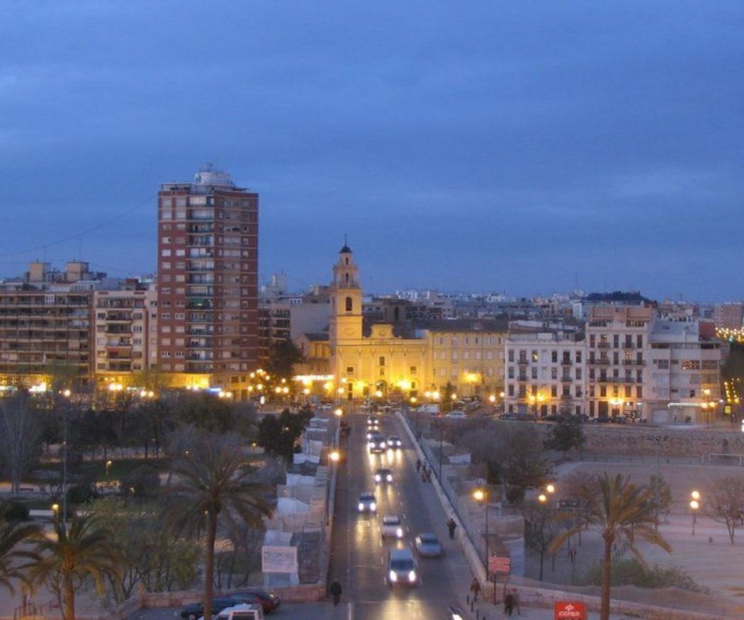 Vacaciones en bus por Valencia