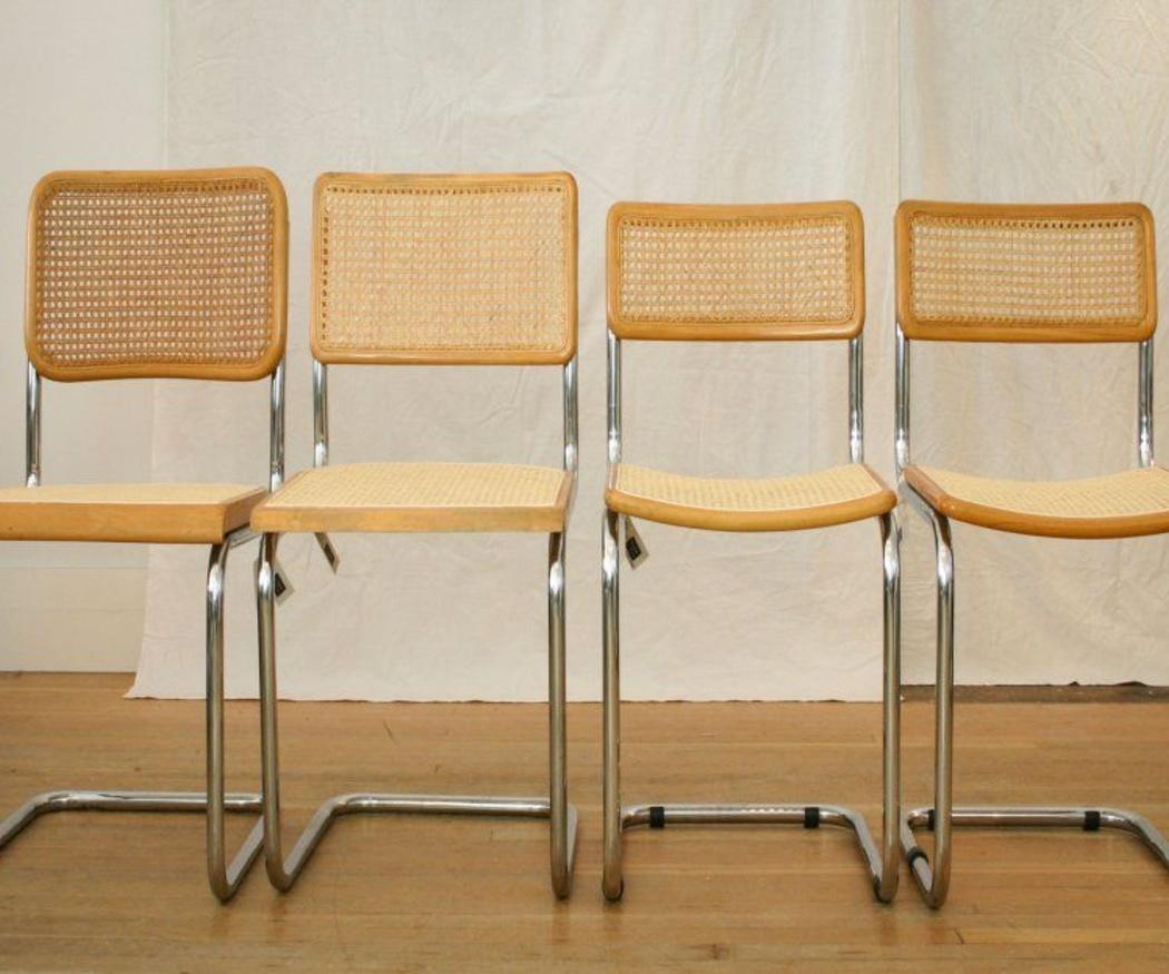 La silla Cesca, un clásico de lo más moderno