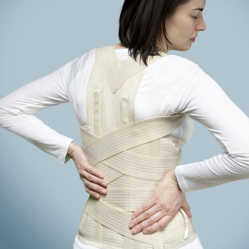 Órtesis de columna vertebral: Productos  de Grupo Ortopedia Mayor