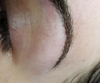 Tinte y permanente de pestañas: Tratamientos de Pies y Manos