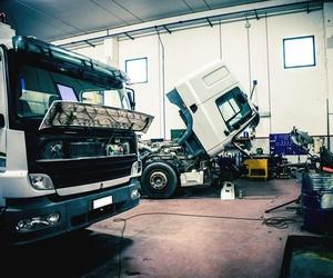 Taller mecánico de camiones en Campo de Criptana