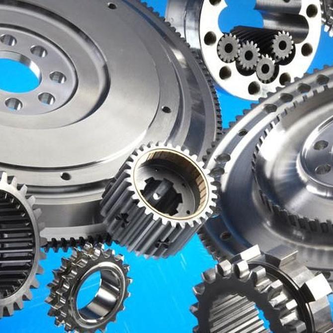 ¿Qué es el mecanizado de engranajes?