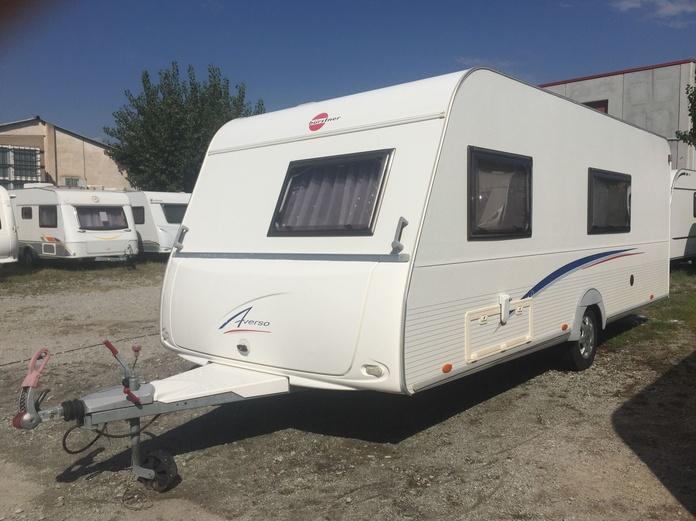 caravana burstner 550 tk: Caravanas de ocasión de Caravanas Granollers