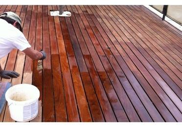 Protección de maderas
