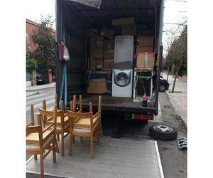 Todos los productos y servicios de Mudanzas y guardamuebles: Mudanzas J. Prieto e Hijos