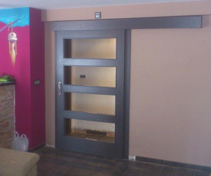 Instalación de puertas: Servicios de Carposal