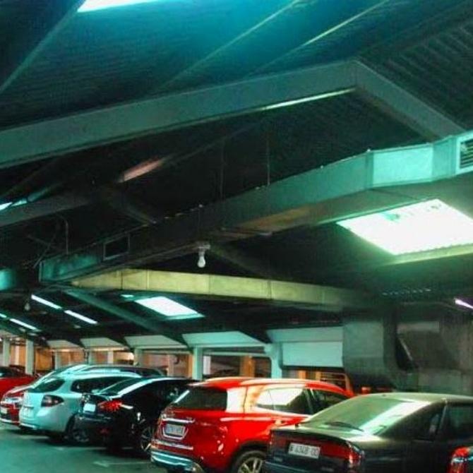 Tu plaza de parking fija en Madrid