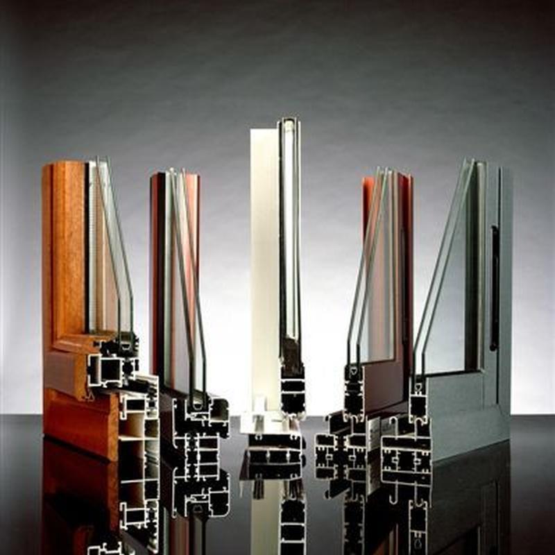 Carpintería en aluminio: Productos y servicios de Nuevo Estilo
