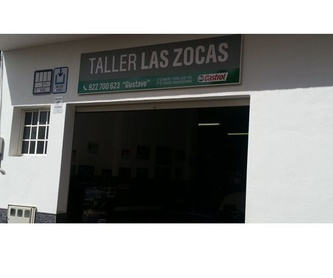 Diagnosis : Servicios de Taller Las Zocas