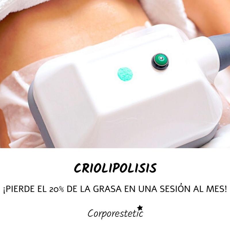 Criolipolisis: Tratamientos de Corporestetic