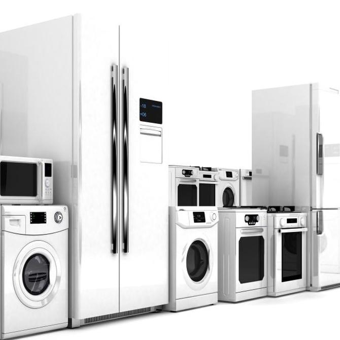 La importancia de contar con unos electrodomésticos de calidad