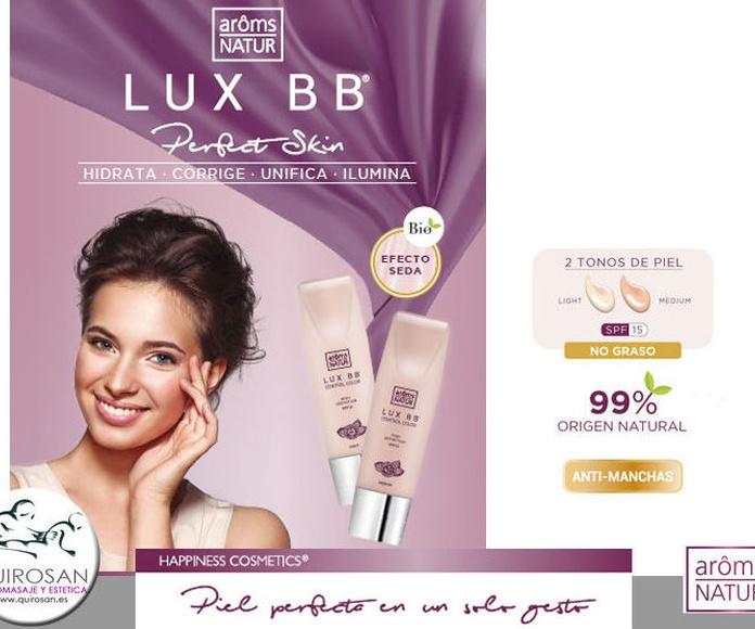 """""""NOVEDAD"""" Happiness Lux BB Creams"""