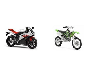Limpieza de motos