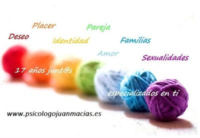 Todos los productos y servicios de Psicólogos: Psicólogo Juan Macías