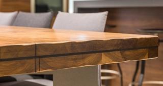 Muebles de Teka Rustico