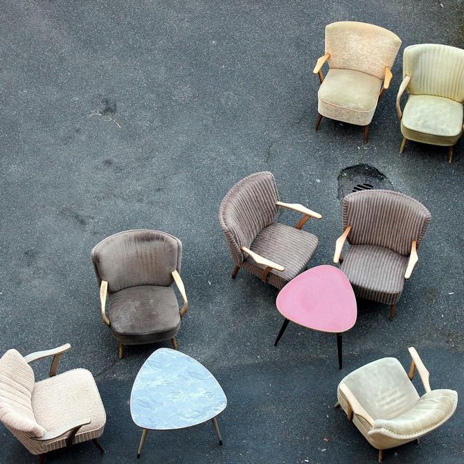 Tapizado de sillas: ¿armonía o contraste?