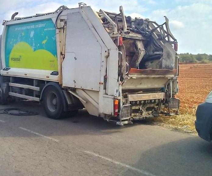 Servicio en carretera: Servicios de Castellón Ballestas 2016
