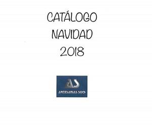 Disponible ya el catálogo de cestas de navidad 2018