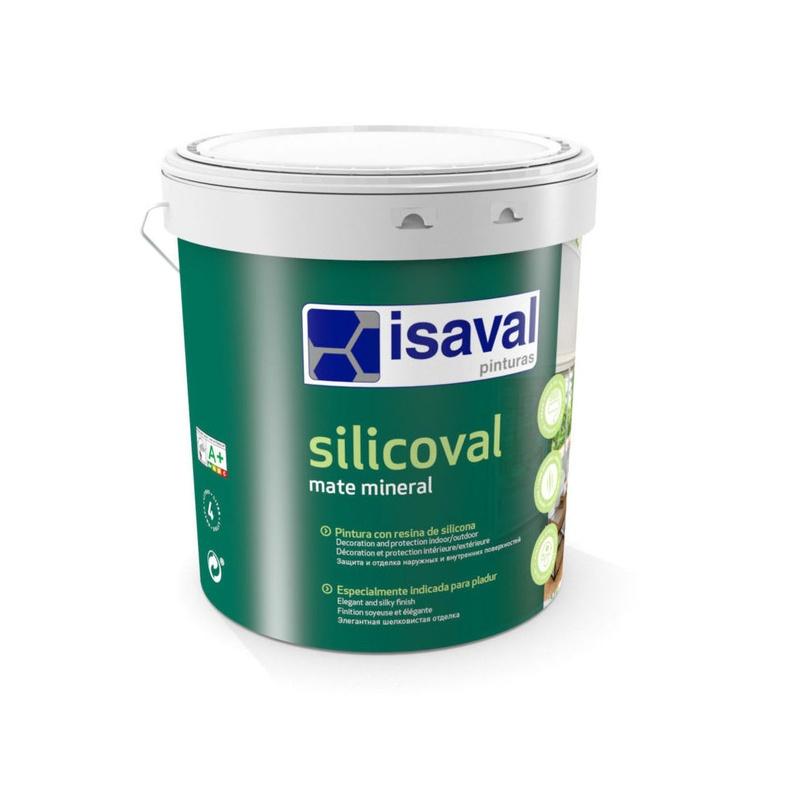 Silicoval mate mineral en almacén de pinturas en pueblo nuevo.