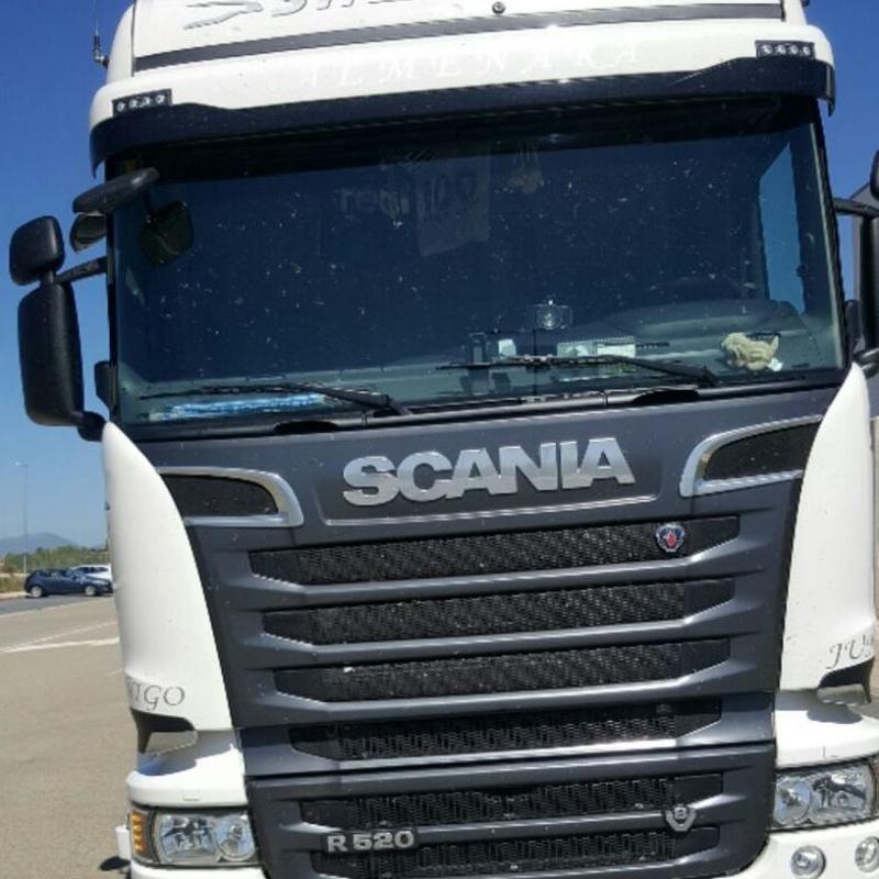 Transporte de mercancías: Servicios of Transportes José Luis Almenara