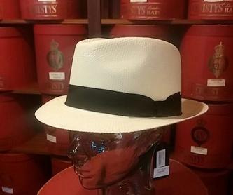 Sombreros de Caballero en Santiago de Compostela
