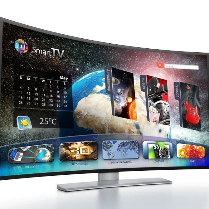 Ventajas de la Smart TV