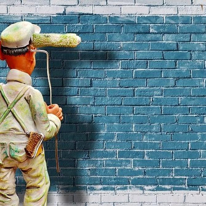 Algunas claves sobre cómo se debe pintar una fachada o pared exterior