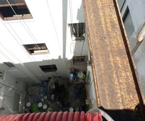 Reforma de patio interior en Logroño