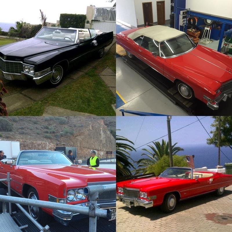 Alquiler de vehículos clásicos con conductor: Servicios de Centro Auto Dahsys