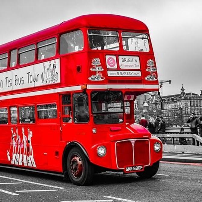 Hacer publicidad rotulando autobuses